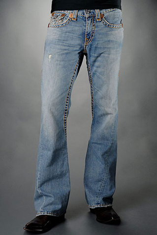 Mens True Religion Flare Jeans 12