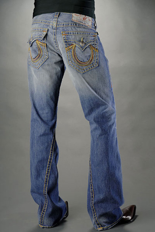 Mens True Religion Flare Jeans 15