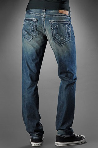 Mens True Religion Skinny Jeans M---094