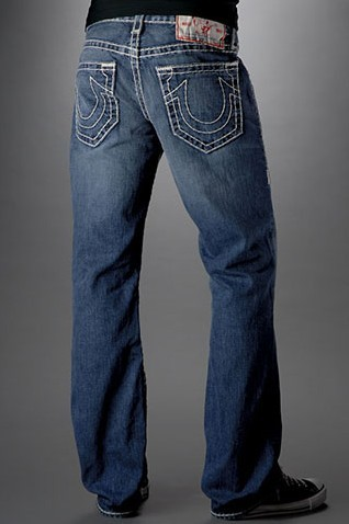 Mens True Religion Skinny Jeans M--007
