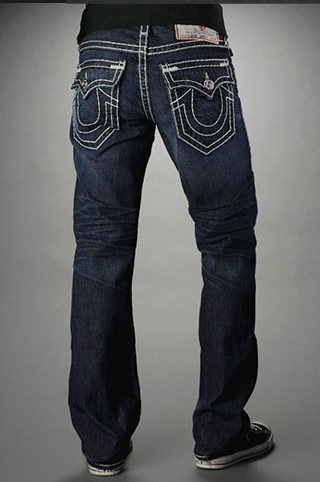 Mens True Religion Skinny Jeans M--008