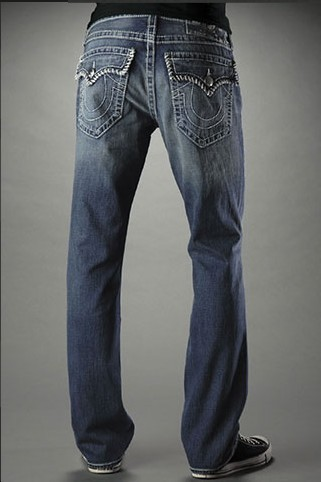 Mens True Religion Skinny Jeans M--010