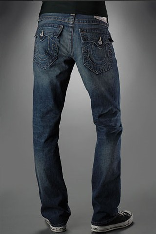 Mens True Religion Skinny Jeans M--012