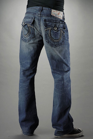 Mens True Religion Skinny Jeans M--015