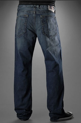Mens True Religion Skinny Jeans M--027