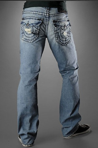 Mens True Religion Skinny Jeans M--030