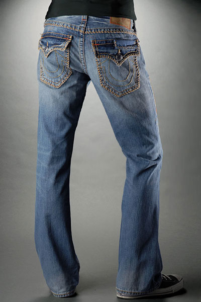 Mens True Religion Skinny Jeans M--031