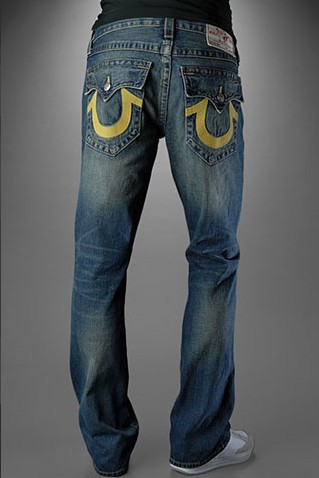 Mens True Religion Skinny Jeans M--040