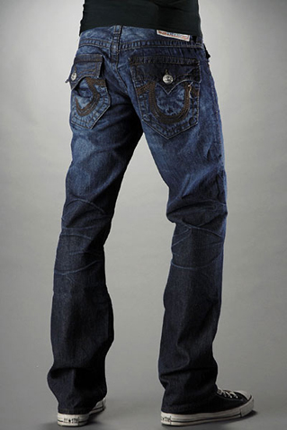 Mens True Religion Skinny Jeans M--041
