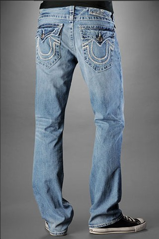 Mens True Religion Skinny Jeans M--054