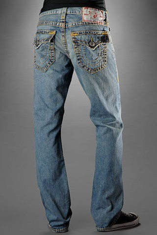 Mens True Religion Skinny Jeans M--070