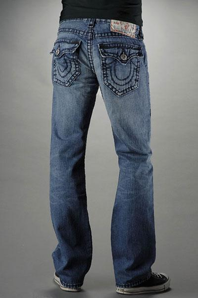 Mens True Religion Skinny Jeans M--071