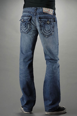 Mens True Religion Skinny Jeans M--073