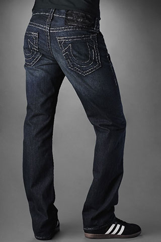 Mens True Religion Skinny Jeans M--075