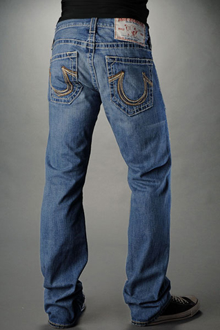 Mens True Religion Skinny Jeans M--081