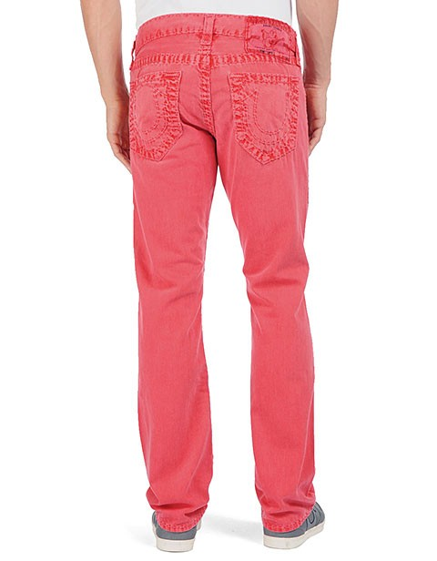Mens True Religion Straight Jeans 003