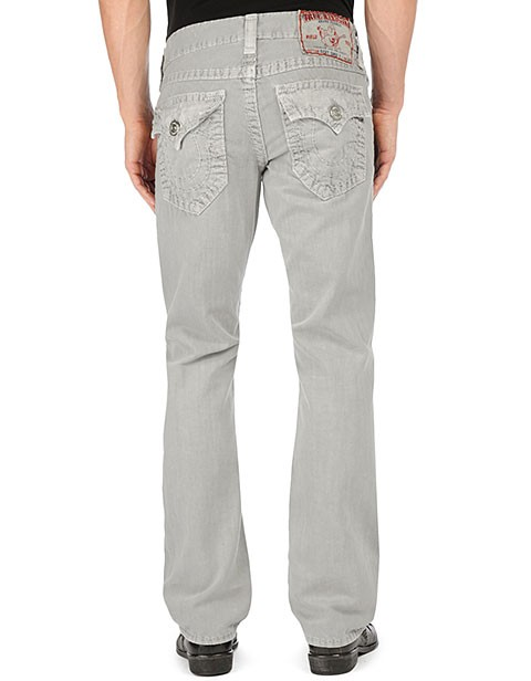Mens True Religion Straight Jeans 005