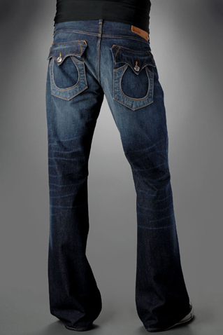 Mens True Religion Straight Jeans 007