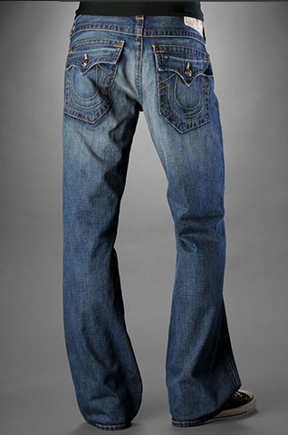 Mens True Religion Straight Jeans 011