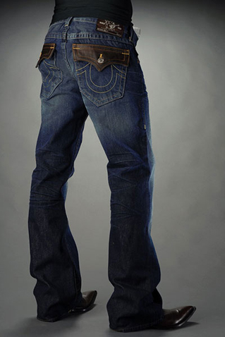 Mens True Religion Straight Jeans 012