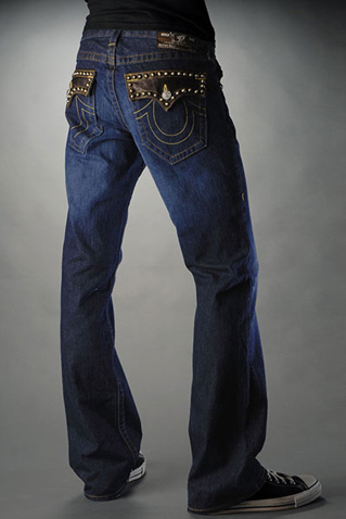 Mens True Religion Straight Jeans 013