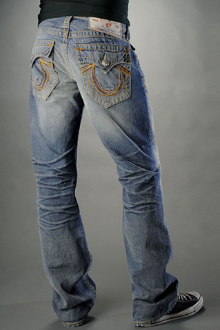 Mens True Religion Straight Jeans 014