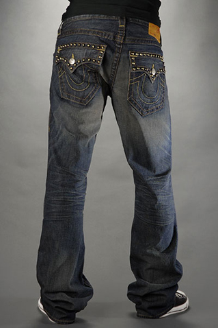 Mens True Religion Straight Jeans 016
