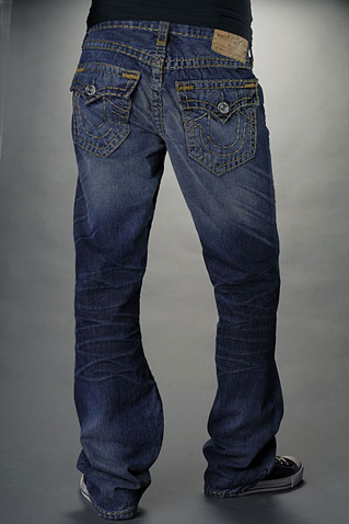 Mens True Religion Straight Jeans 037