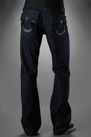 Mens True Religion Straight Jeans 038
