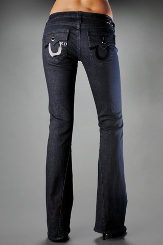 Womens True Religion Flare Jeans 23