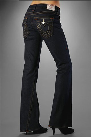 Womens True Religion Flare Jeans 25