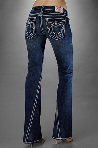 Womens True Religion Flare Jeans 26