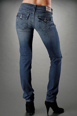 Womens True Religion Skinny Jeans 07