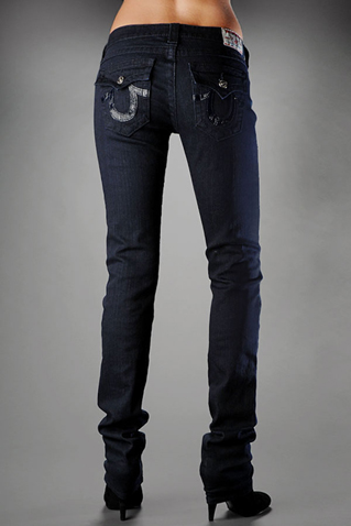Womens True Religion Skinny Jeans 10