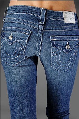 Womens True Religion Skinny Jeans 13