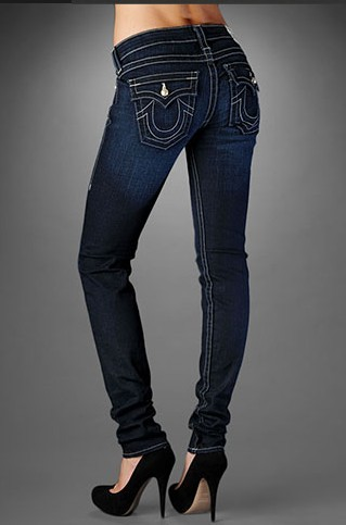 Womens True Religion Skinny Jeans 14