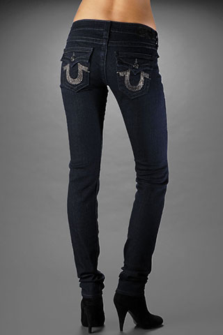 Womens True Religion Skinny Jeans 15