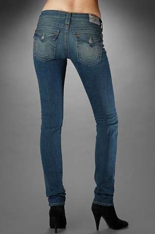 Womens True Religion Skinny Jeans 18